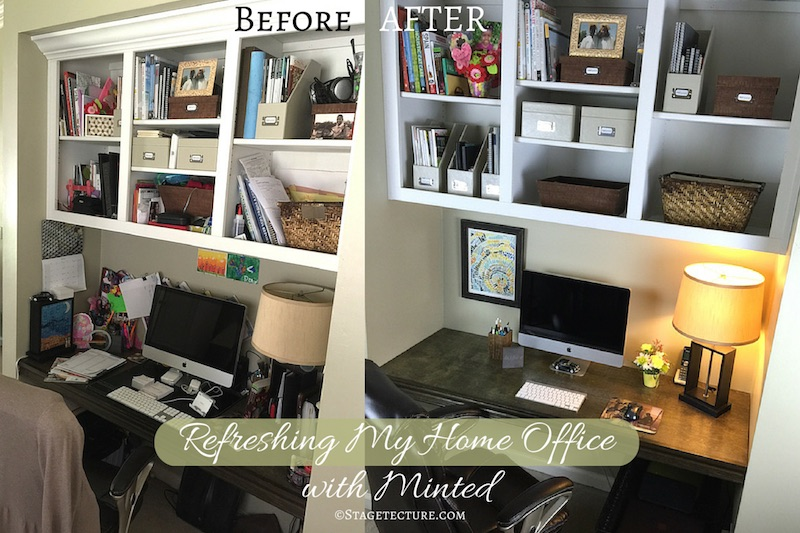 Refreshing MyOffice with Minted