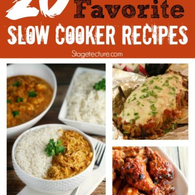 20 Of Our Favorite Slow Cooker Recipes