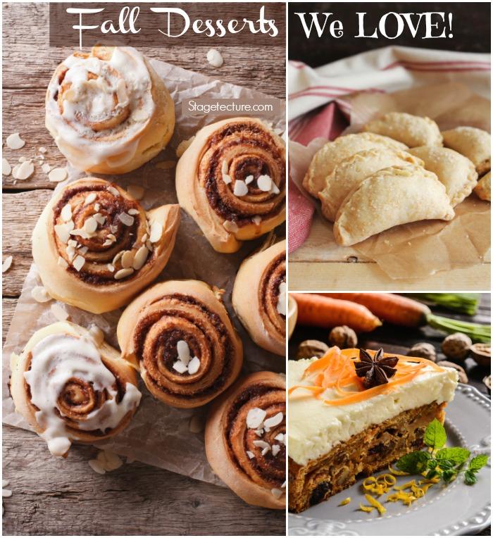 fall desserts we love roundup