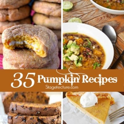 How to Make 35 of the Best Pumpkin Recipes