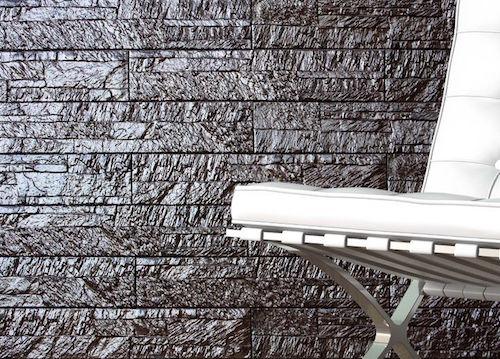 Azulejos el Mijares Troya Black Tile of Spain