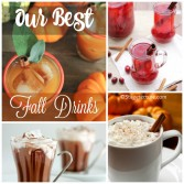 Recipe Round Up: Our Best Fall Drinks