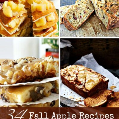34 of Our Favorite Fall Apple Recipes