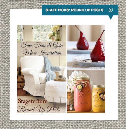 Stagetecture Round Up Sidebar