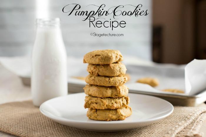 pumpkin-cookies-recipe