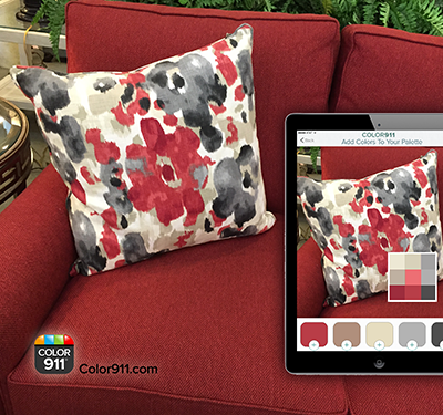 Choose Colors Flawlessly with the Redesigned @Color911 App