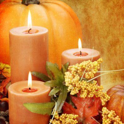 Holiday Round Up: Thanksgiving Decor Ideas