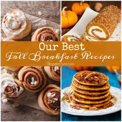 Our Best Fall Breakfast Recipes to Try