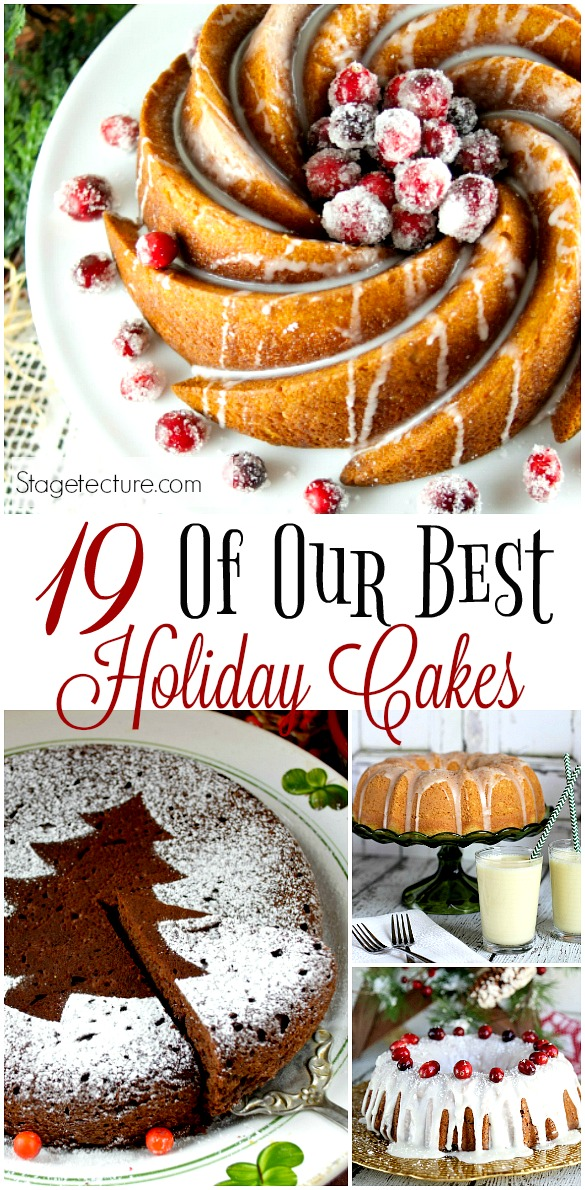 best-holiday-cake-recipes