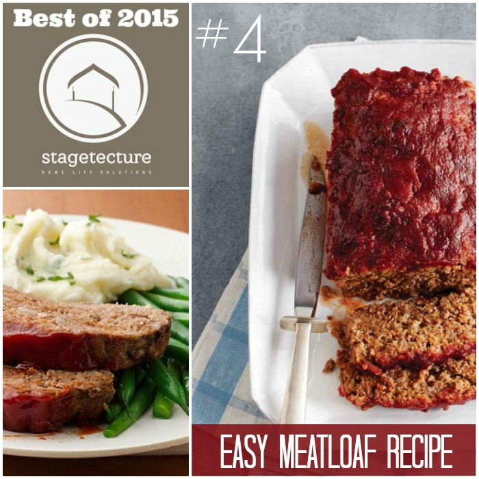 Easy Meatloaf Recipe_Stagetecture 2015