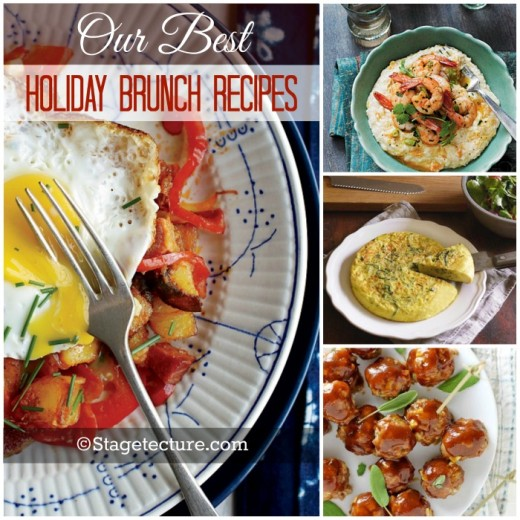 Holiday Round Up: Our Best Brunch Recipes