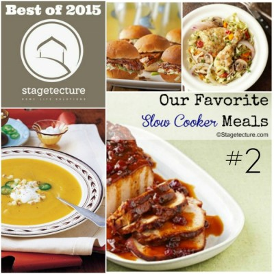 Best of 2015 – No 2 – Our Favorite Slow Cooker Recipes
