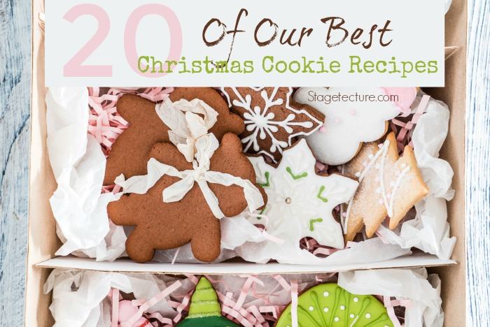holiday best christmas cookies recipes