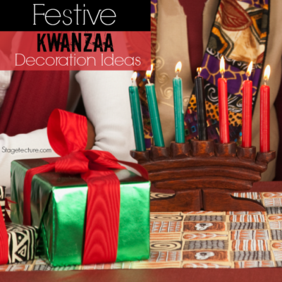 How To Transform Your Home With Kwanzaa Decorations