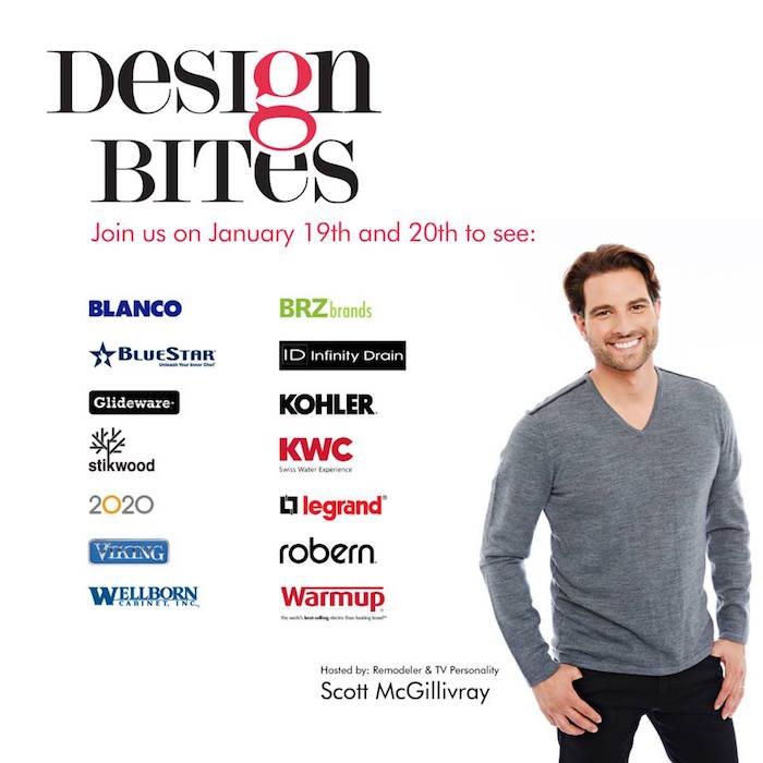 KBIS Design Bites Scott McGillivray
