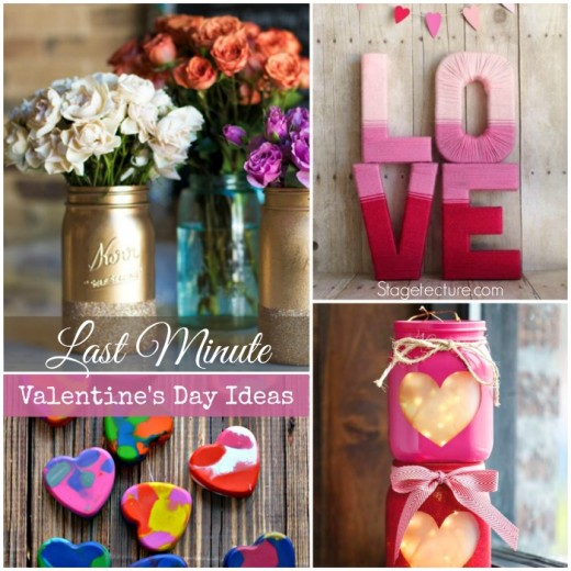Our Favorite Last Minute Valentines Day Ideas