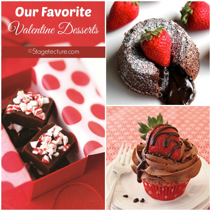 Our Favorite Valentine Desserts