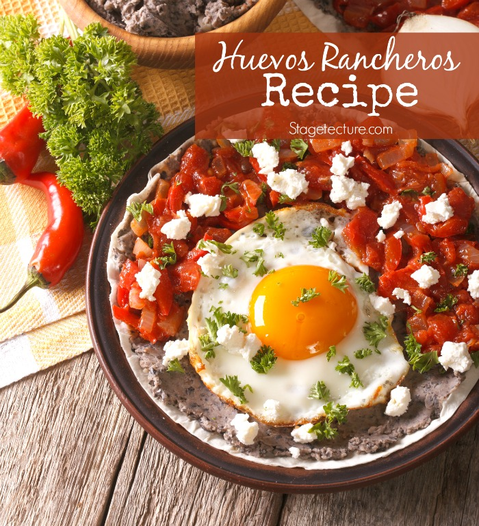 Huevos rancheros recipe eggs