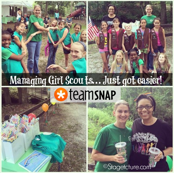 Girl Scouts_TeamSnap App