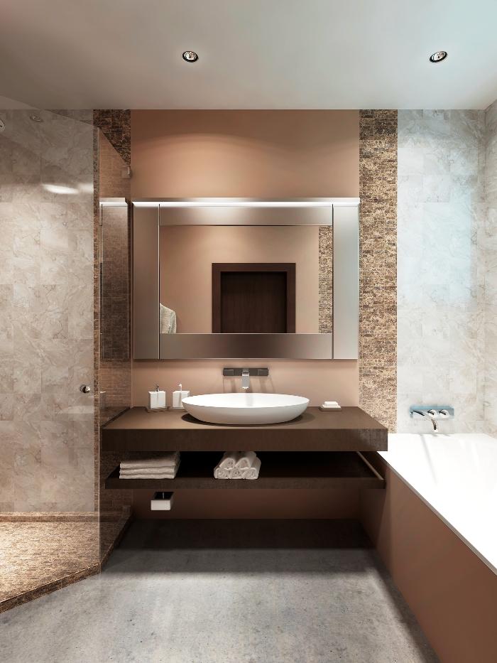 Easy Ideas for Tiny Bathrooms
