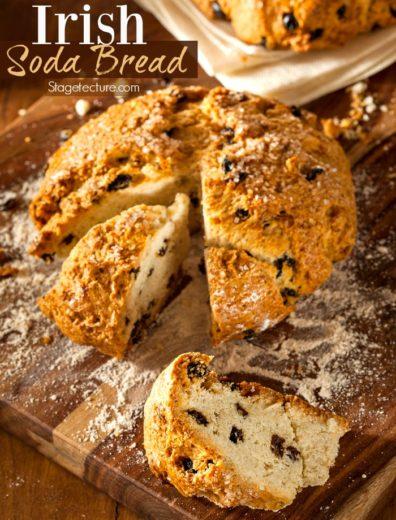 St. Patrick's Day: Irish Soda Bread Biscuits Recipe