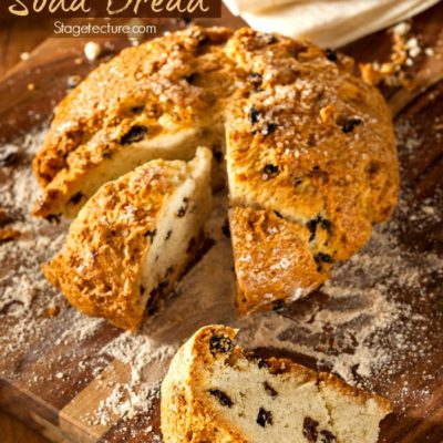 St. Patrick's Day: Irish Soda Bread Biscuits Recipe