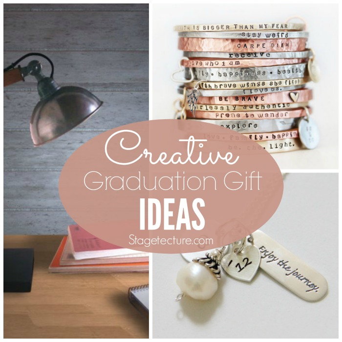 how to give creative graduation presents this season