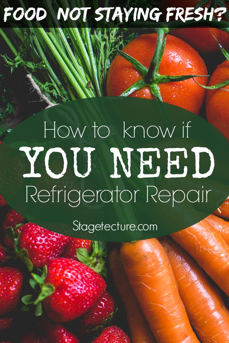 Refrigerator repair tips