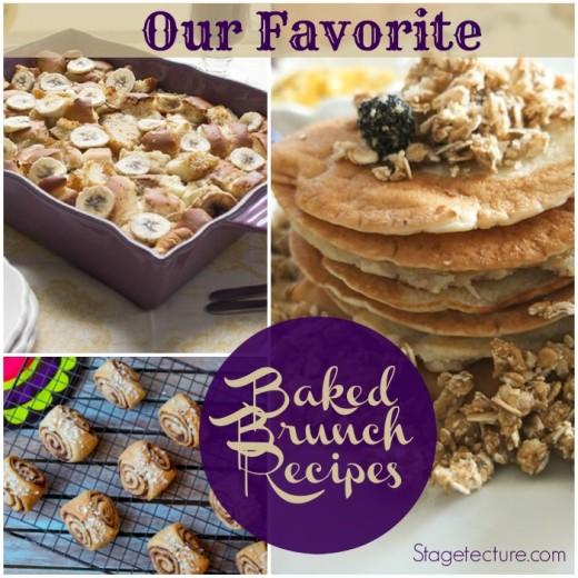 Sunday Brunch: Our Favorite Baked Brunch Recipes