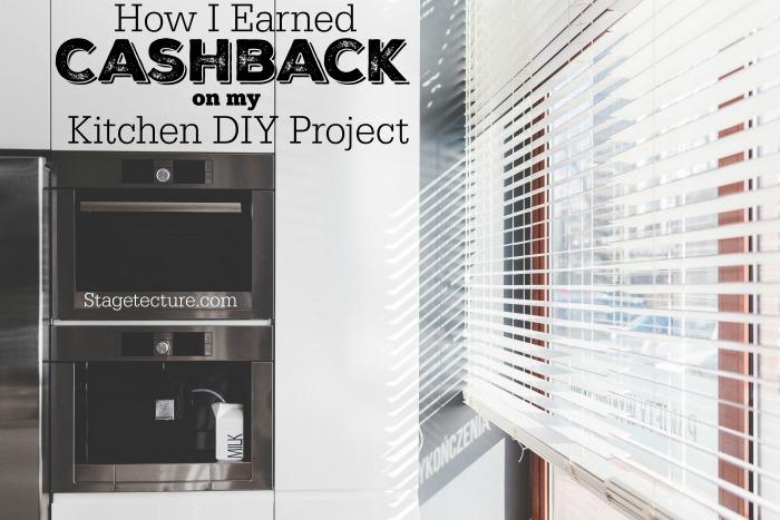 Cashback kitchen remodeling project
