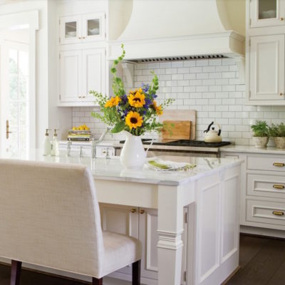 Updating your Kitchen Cabinets with a #WellbornCabinet Kitchen Makeover