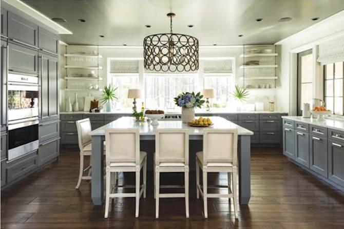 Lovely kitchen Island wellborn cabinet