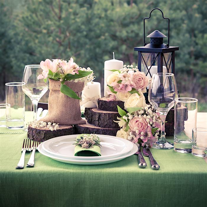 creative wedding lighting ideas