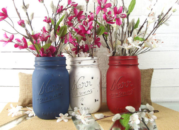 Creative th of july table centerpiece ideas