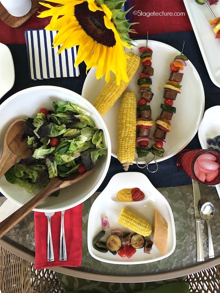 Villeroy and Boch_4th of July BBQ ideas