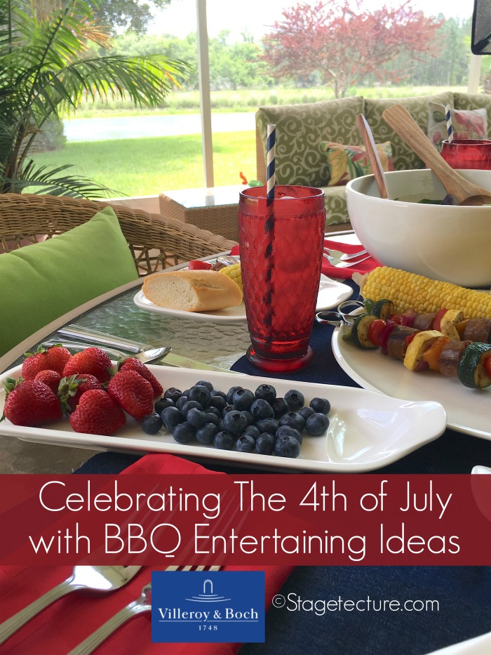 Villeroy and Boch_4th of July BBQ_fruit tray