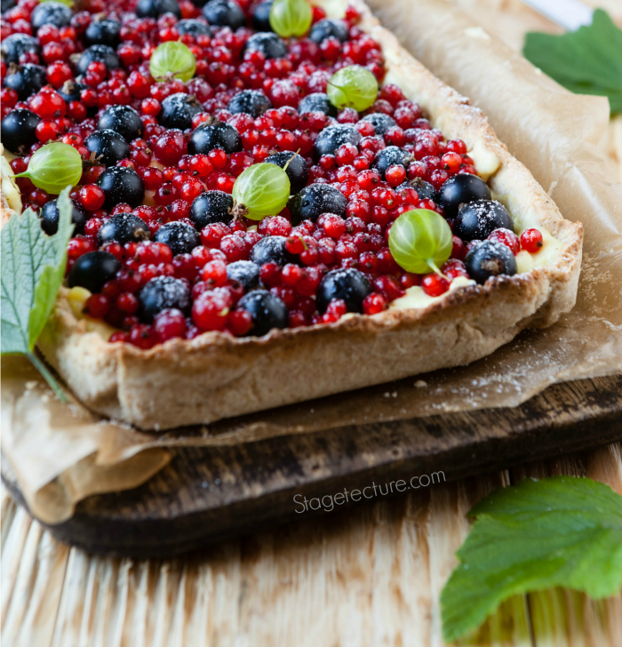 berry pie recipe idea