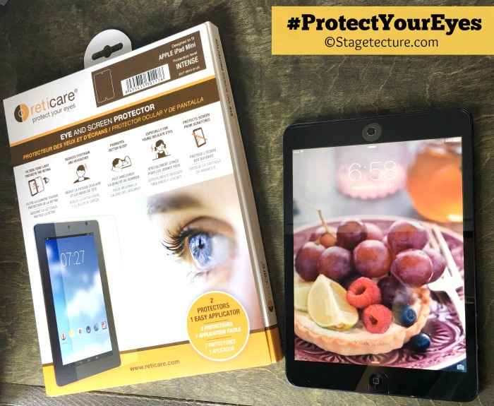 Protect your Eyes Reticare