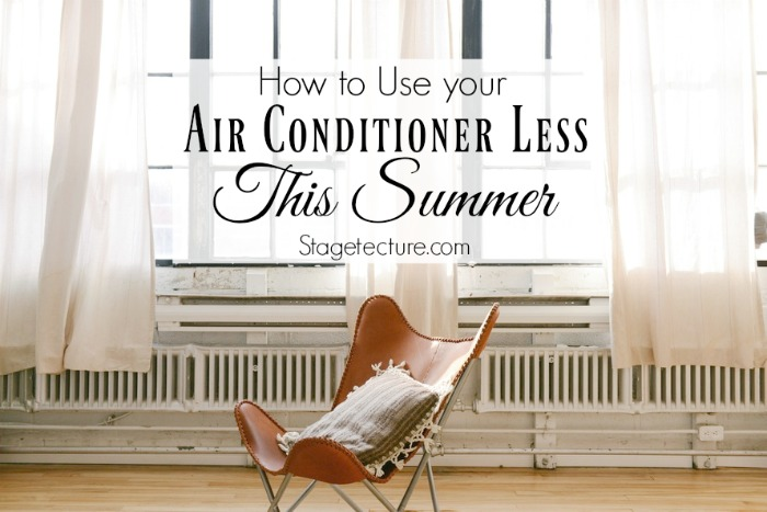 air conditioner summer tips