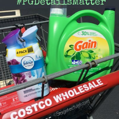 My Active Back to School Kids Means #PGDetailsMatter to the Rescue!