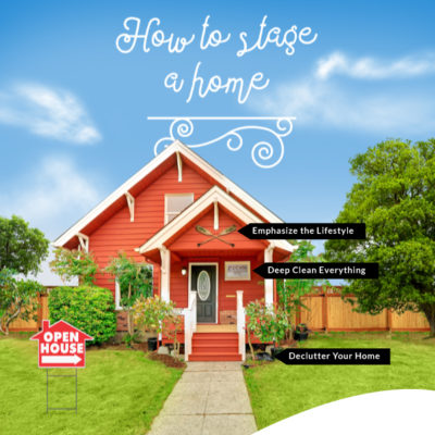 How to Stage a Home with Confidence