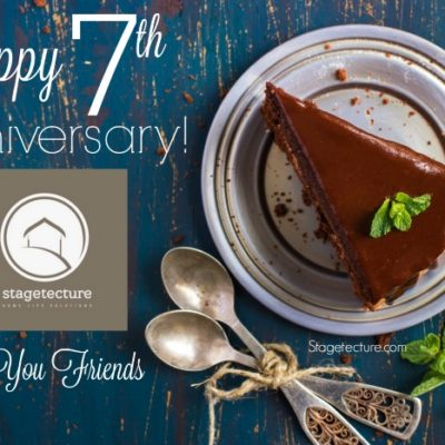 Stagetecture's 7th Home Anniversary Celebration!