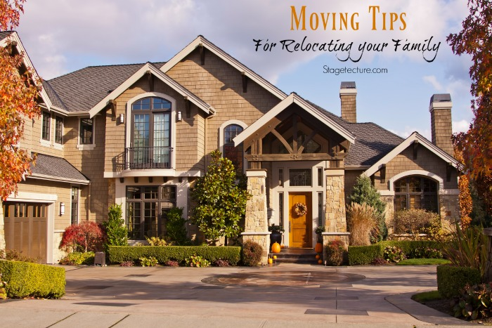 moving tips relocating family