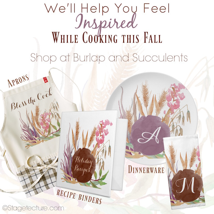 rustic decor fall wheat cooking 700