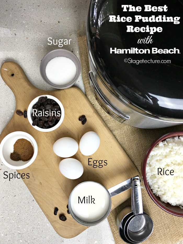 hamilton-beach-rice-pudding-recipe-ingredients