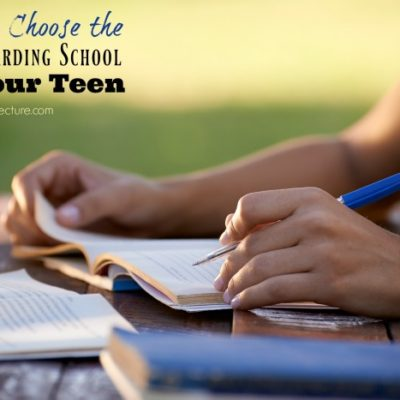 How to Choose the Right Boarding School for Your Teen