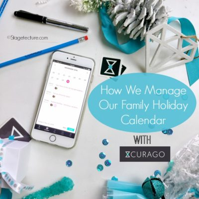 Family Calendar: How CURAGO Calendar App Organizes Our Holidays