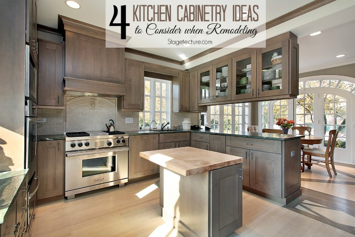 Exceptionnel 4 Kitchen Design Questions To Choose The Perfect Kitchen Cabinets