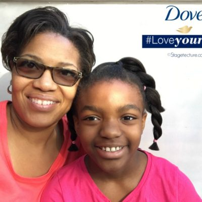 We are Building Self-Confidence: Dove™ Love Your Hair