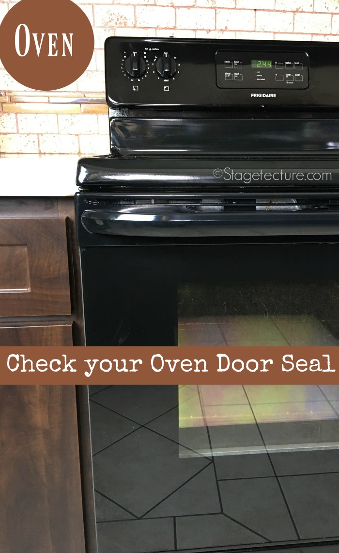 new year oven maintenance checklist